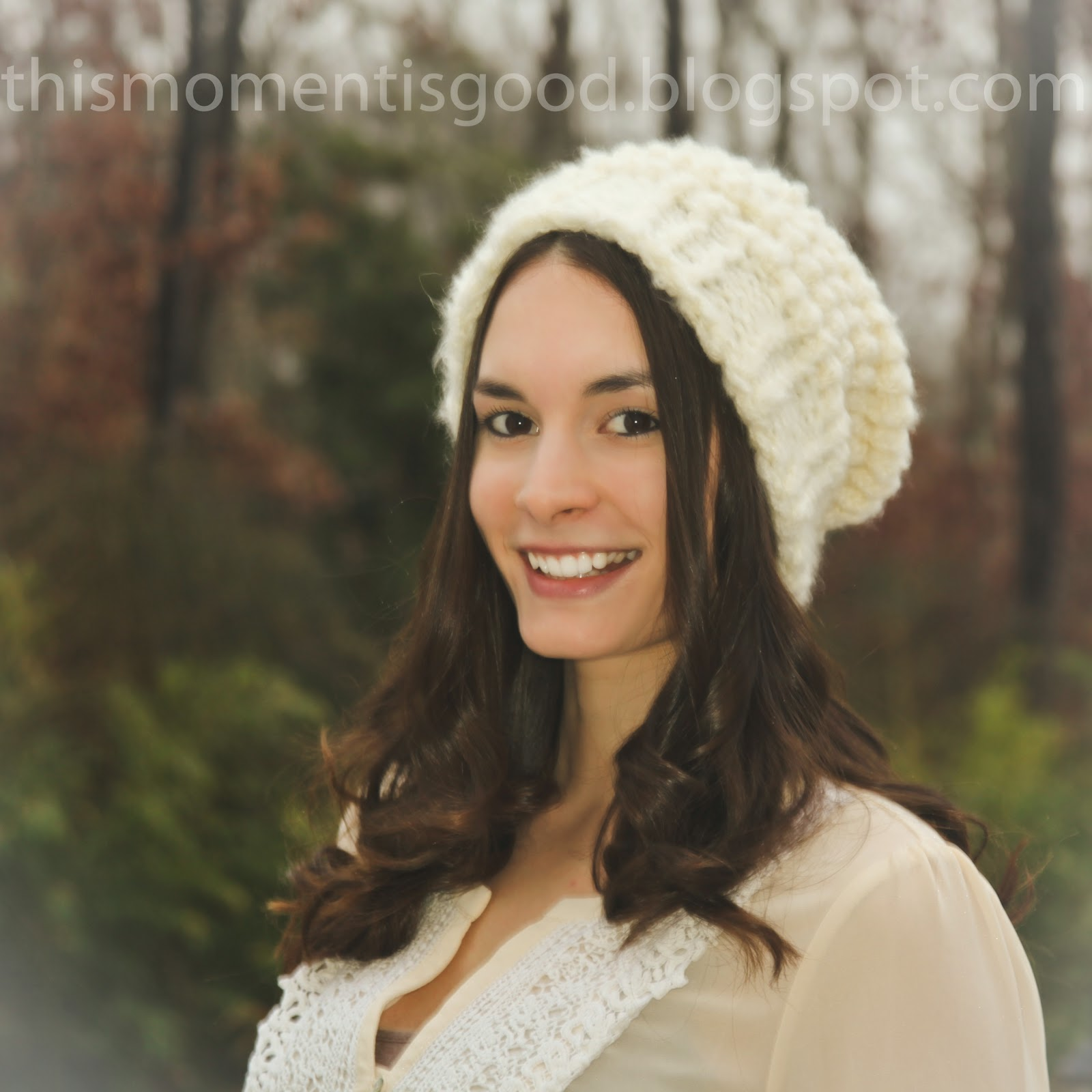 NEW LOOM KNIT VINTAGE STYLE HAT PATTERNS! | Loom Knitting by This ...