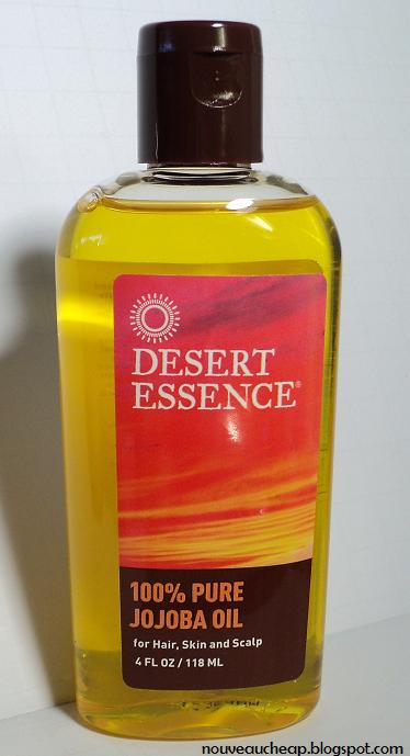 Dessert essence jojoba oil