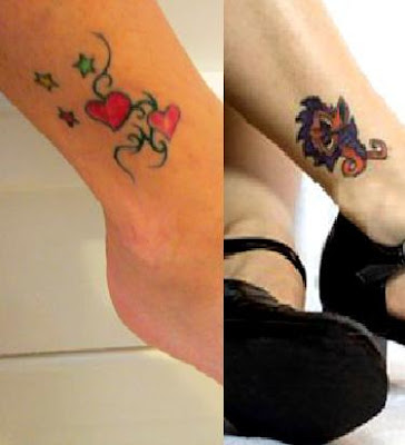 Ankle Tattoos For Girls,tattoos girls,tattoo designs for girls,tattoos on girls body,tattoos