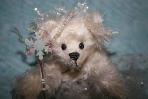 Winter Angel Teddy