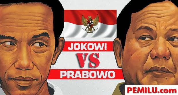 Pemilu 2014 jokowi vs prabowo