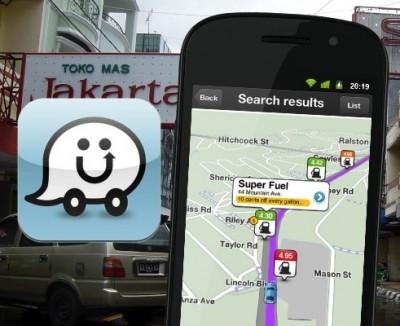 Pengguna Waze di Indonesia Capai 750 Ribu Akun Aktif
