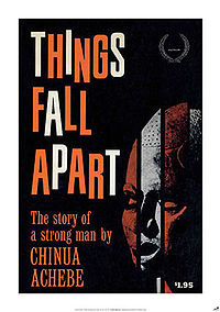 the defeat of okonko in things fall apart a novel by chinua achebe Get an answer for 'in chinua achebe's things fall apart, is okonkwo a hero figure that represents the community and carries with him it's hopes and fears' and find homework help for other things fall apart questions at enotes in chinua achebe's novel things fall apart.