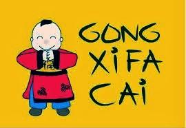 Kata-kata Ucapan Imlek 2014 Gong Xi Fa Cai