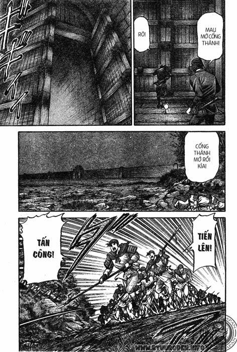 Chú Bé Rồng - Ryuuroden chap 211 - Trang 3