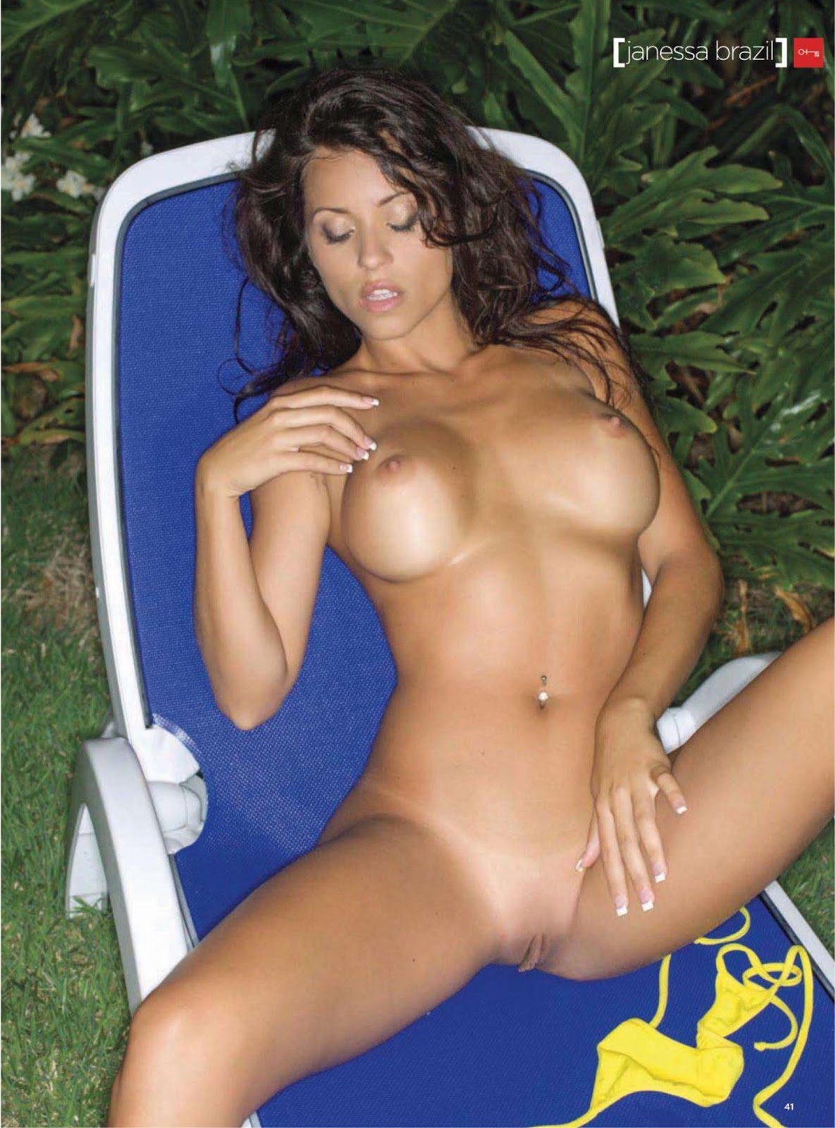 naked babes of penthouse brazil