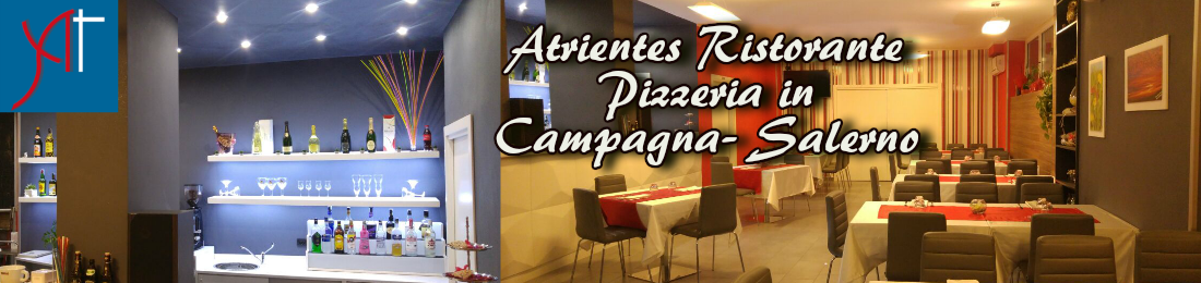 Atrientes Ristorante Pizzeria in Campagna
