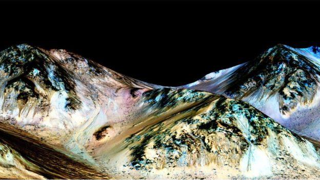 Ιστορική ανακάλυψη: Νερό σε υγρή μορφή στον ΑΡΗ