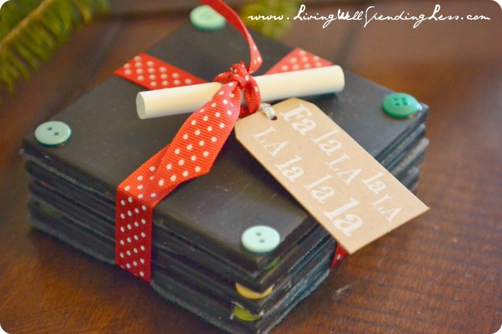 Budget friendly gift ideas for christmas the budget Cute homemade christmas gifts