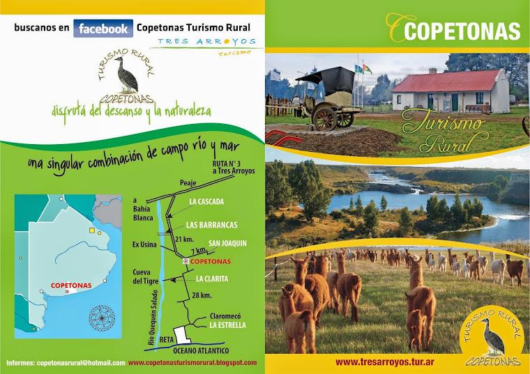 Copetonas Turismo Rural