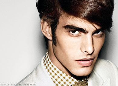 Super model Jon Kortajarena