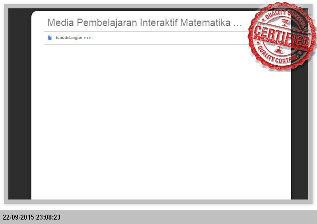 Baca Bilangan Media Pembelajaran Matematika Interaktif Sisi Edukasi