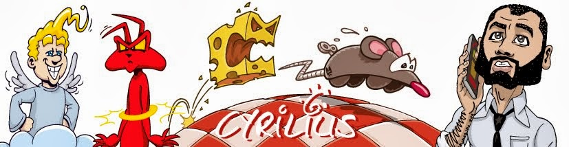 Cyrilius BD Comics