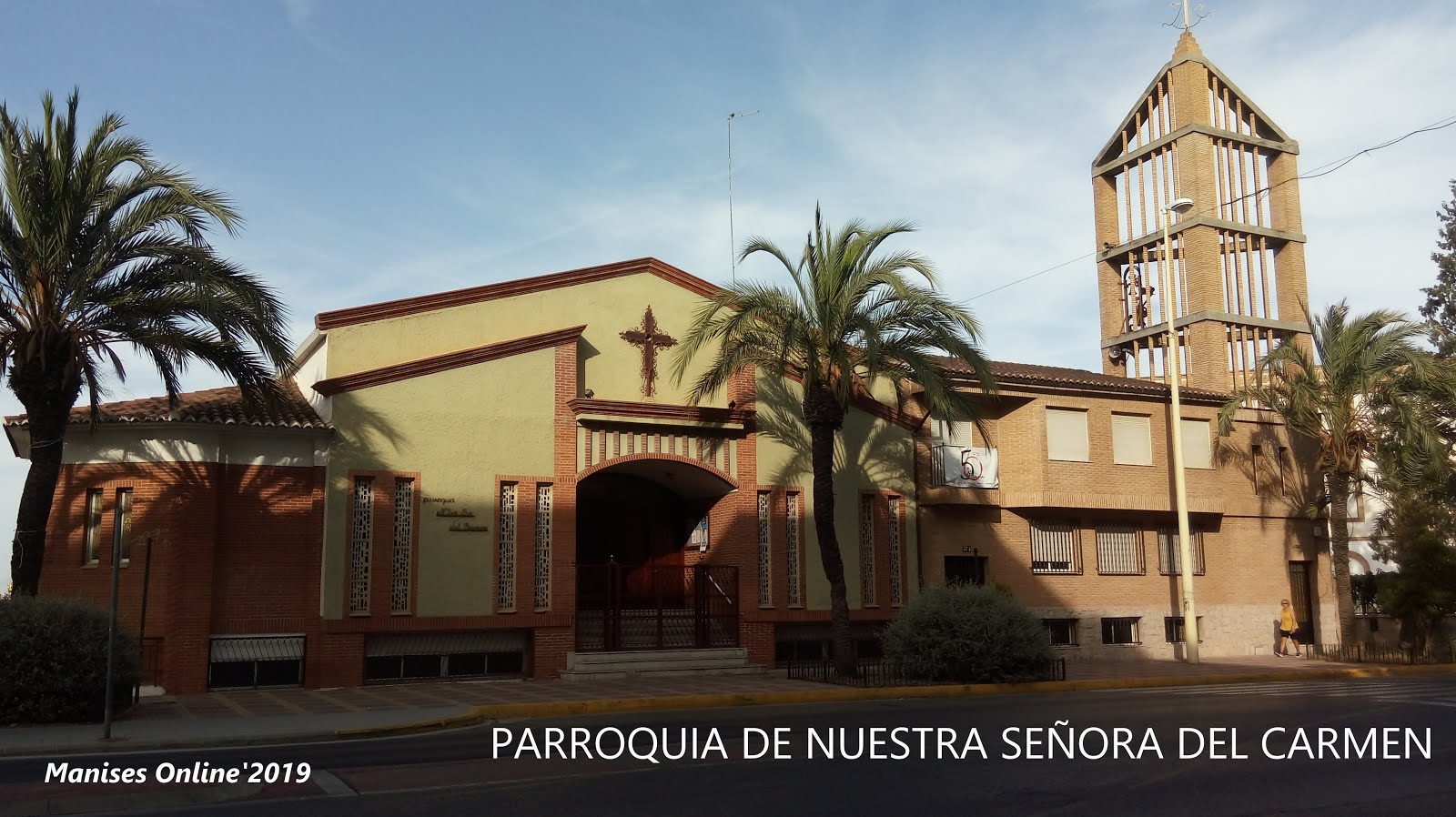 PARROQUIA DE NUESTRA SRA DEL CARMEN 1969 2019