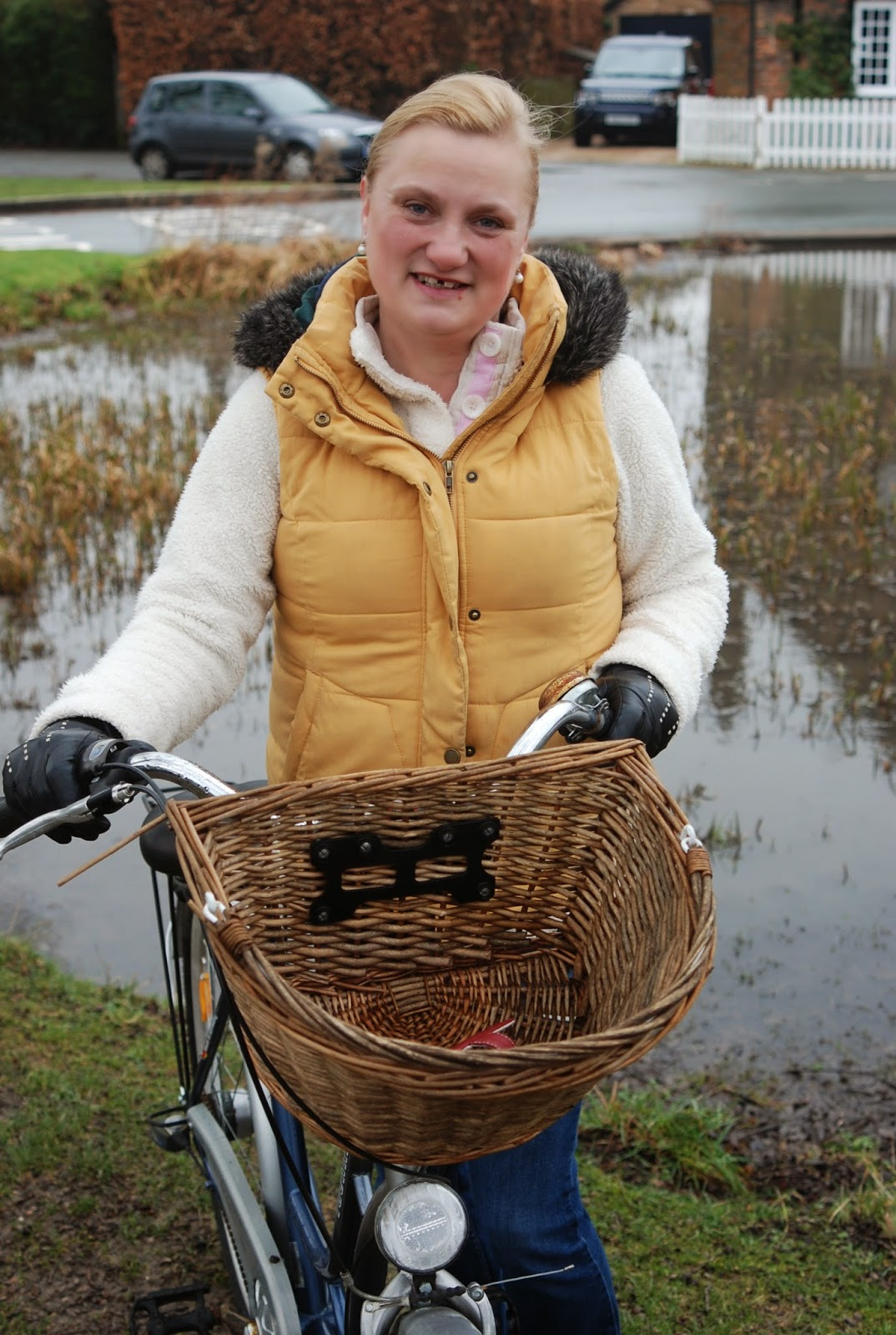 firbo sufferer with bike