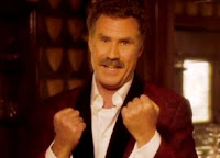 Will Ferrell will do anything to get you to vote