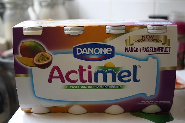 Actimel Mango & Passionfruit Yogurt