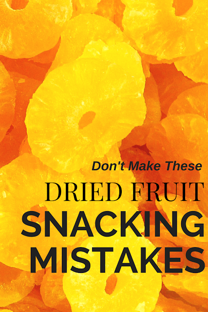 Snack wisely and follow these 3 easy guidelines to eating a variety of delicious dried fruit to up your immunity, increase your fiber and lots more! (TheHealthMinded.com) #heatlh