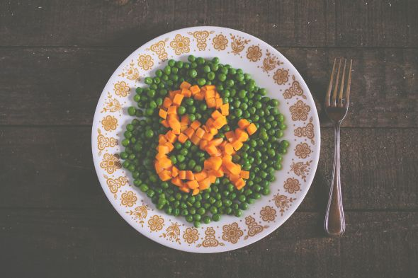 Emily Blincoe photography funny this and that ampersand Peas and carrots