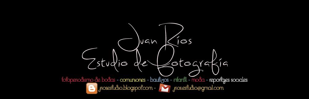 Juan Ríos Estudio de Fotografía