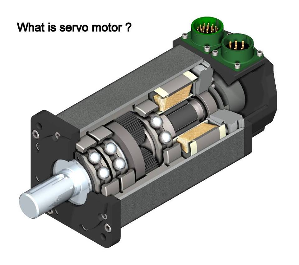 what is servo motor electrical engineering books