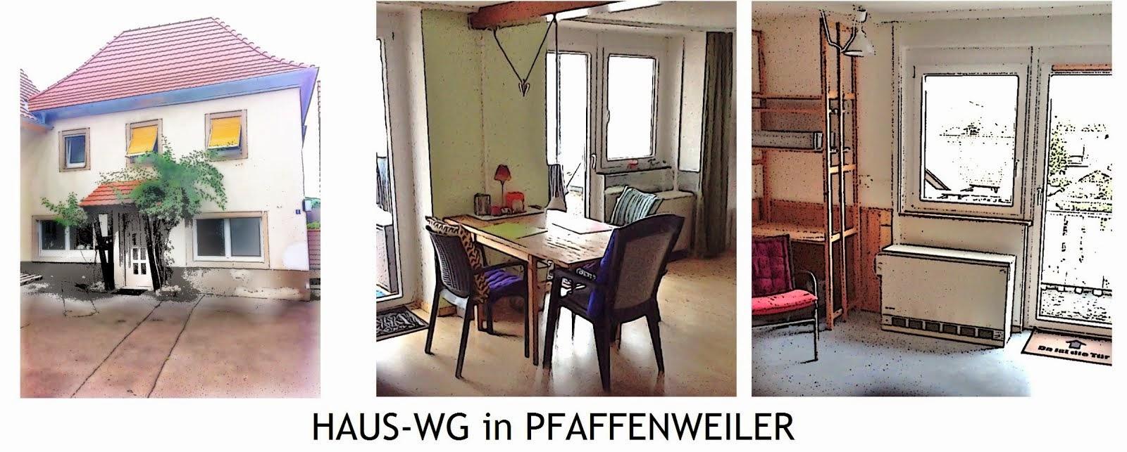 BLOG HAUS-WG PFAFFENWEILER WOHNEN + LEBEN