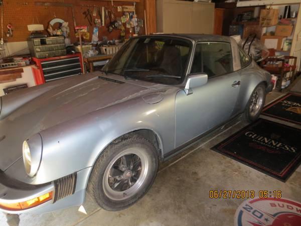 2k: Too Good To Be True? 1982 Porsche 911SC Targa Project