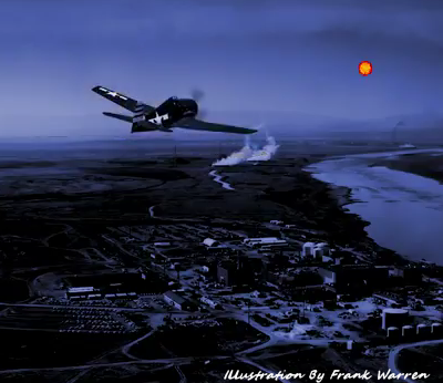 Navy Fighters Chase UFO Over Hanford Atomic Plant in 1945