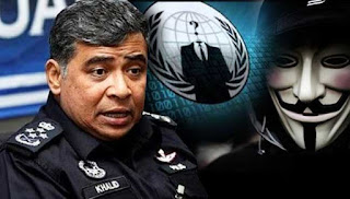 Ancaman kumpulan 'Anonymous Malaysia', KPN keluar arahan berjaga-jaga