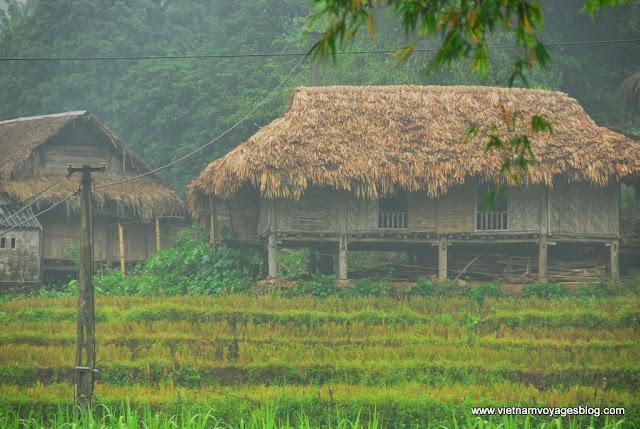 Village de Giang Mổ, Hòa Bình - Photo An Bui