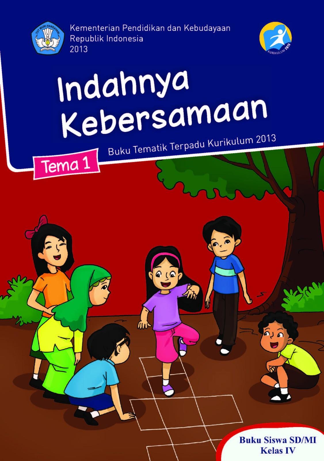Buku Kurikulum SD Kelas 4