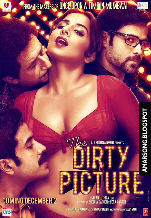 The Dirty Picture 2011 Bollywood Movie First Look Information