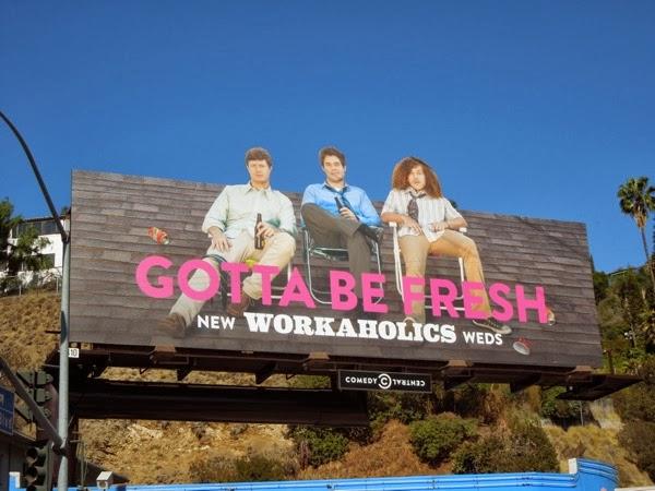 Workaholics season 4 billboard