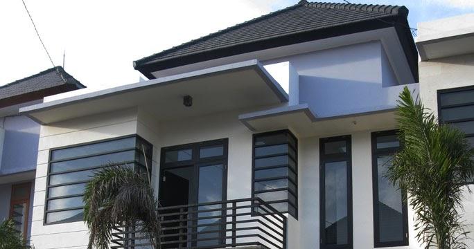 desain rumah minimalis 2 lantai type 90 model rumah