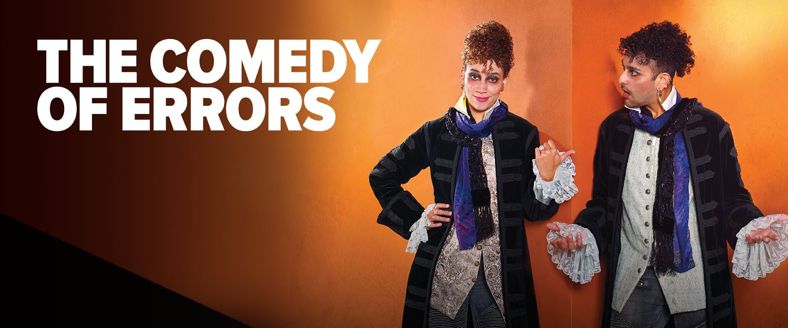Stratford 2018 - Comedy of Errors