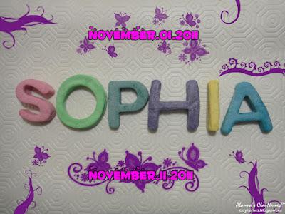 Sophia November 1 2011
