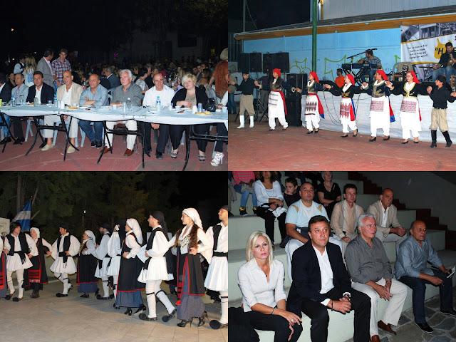Σάββας Σάββας: Ευτυχώς που υπάρχουν οι Σύλλογοι και παράγουν Πολιτισμό στο Δήμο Φυλής