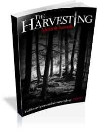 Book Cover: The Harvesting by Melanie Karsak