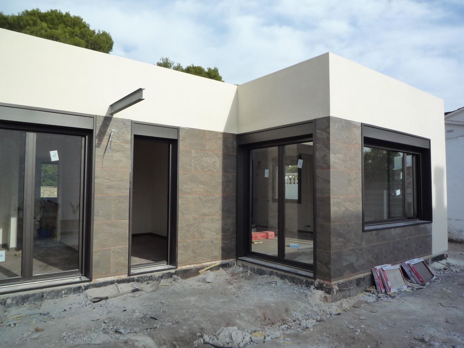 Casas modulares blochouse casa blochouse en calafell - Casas prefabricadas mediterraneas ...