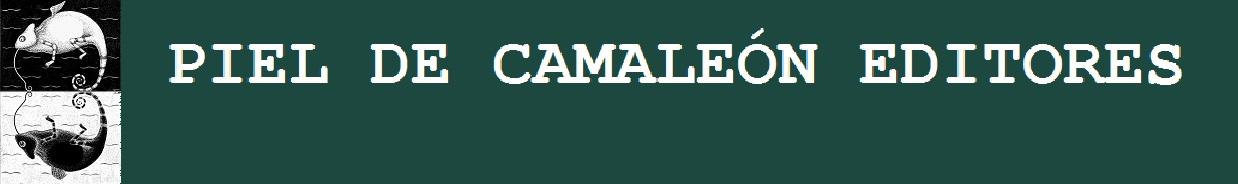 PIEL DE CAMALEÓN EDITORES