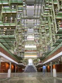 La Biblioteca Vasconcelos