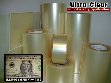 Ultra Clear Transfer Tape