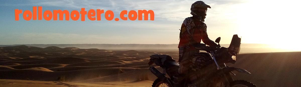Rollo Motero - Disfruta tu moto!