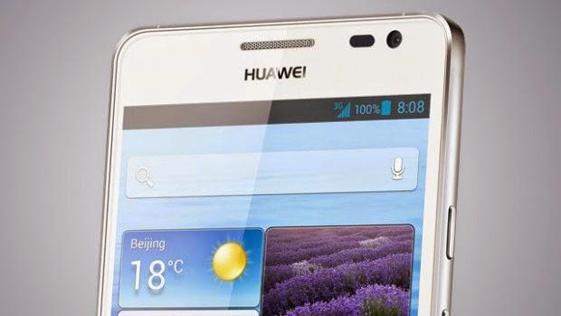 Spesifikasi dan Harga Huawei Ascend D3