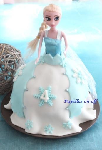 Papilles On Off Sweet Table Anniversaire Reine Des Neiges