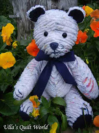 Teddy Bear and PATTERN, Chenille