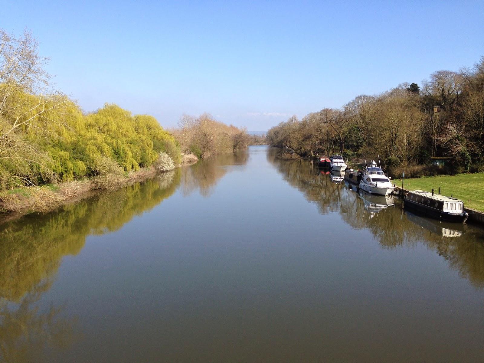 River Thames, near Shillingford, Oxfordshire