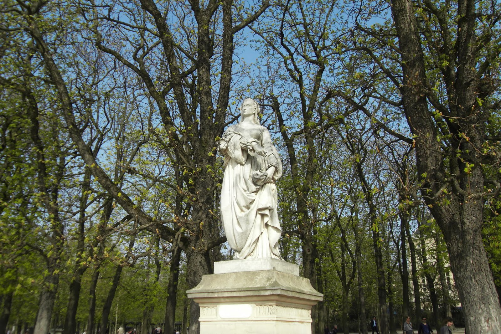 Mes balades en quelques clics paris au jardin du luxembourg for Au jardin du luxembourg
