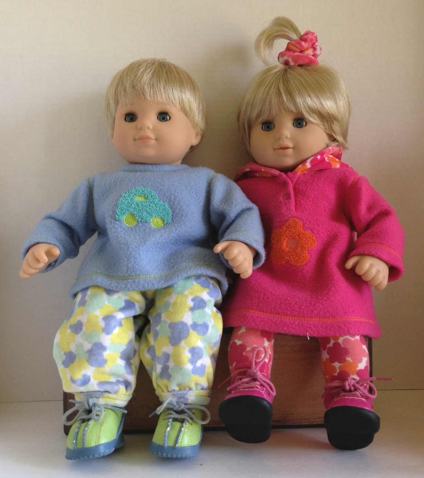 ce Upon A Doll Collection American Girl Bitty Twins Doll Review