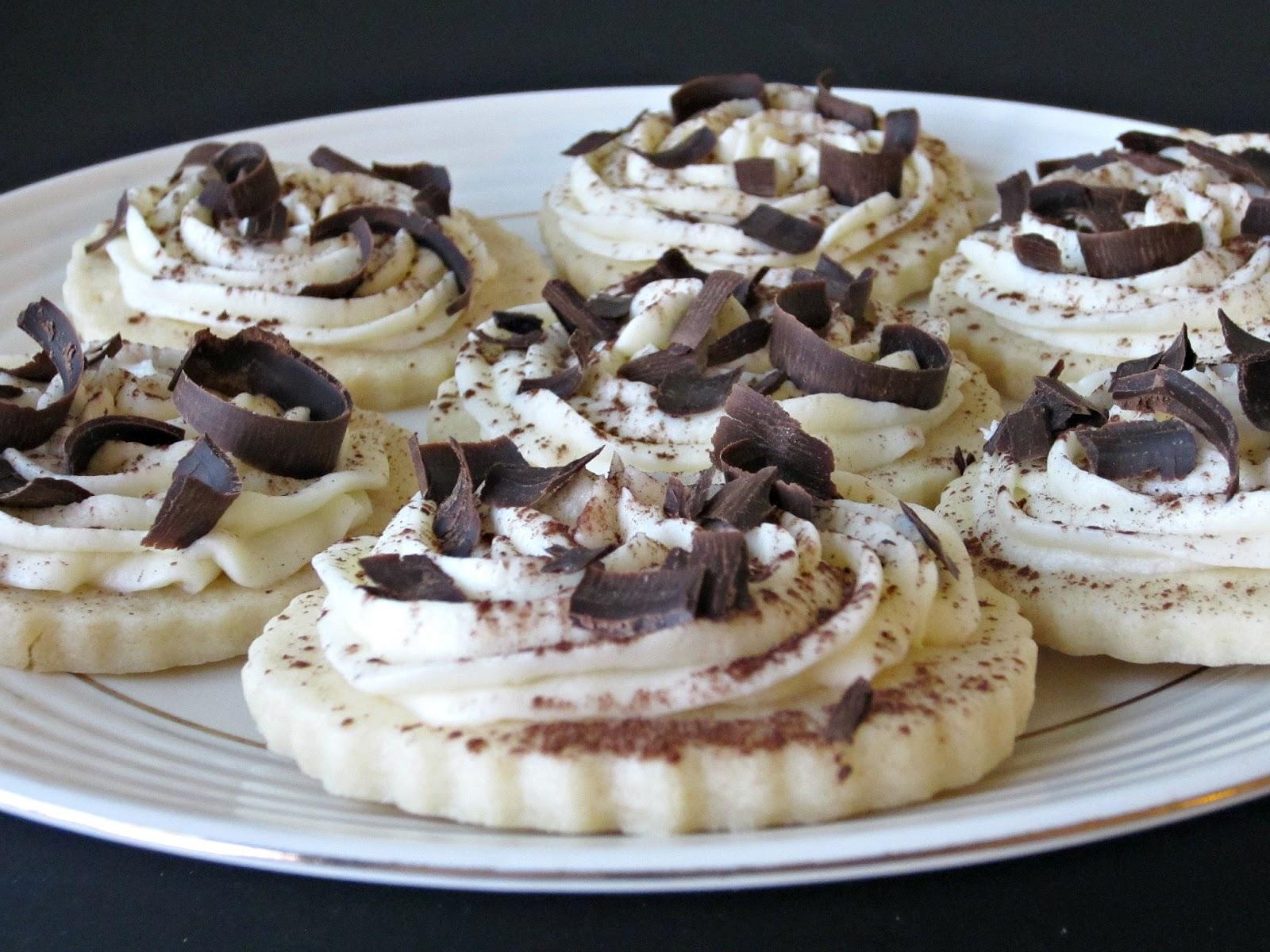 Tiramisu Cookies Recipe — Dishmaps